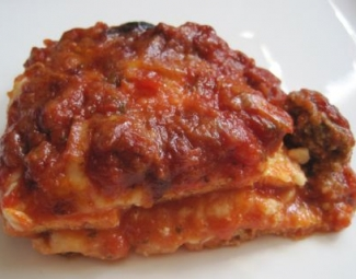 Dukan Diet Recipe Turkey Lasagne