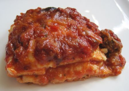 Turkey Sausage Lasagna Recipe — Dishmaps