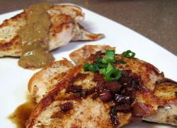 Maple Balsamic and Orange Mustard Chicken