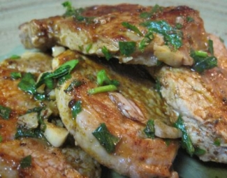 Dukan Diet Recipe Pork Tenderloin With Marsala Sauce