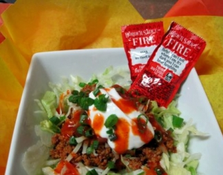 Dukan Diet Recipe Taco Bell Taco Salad