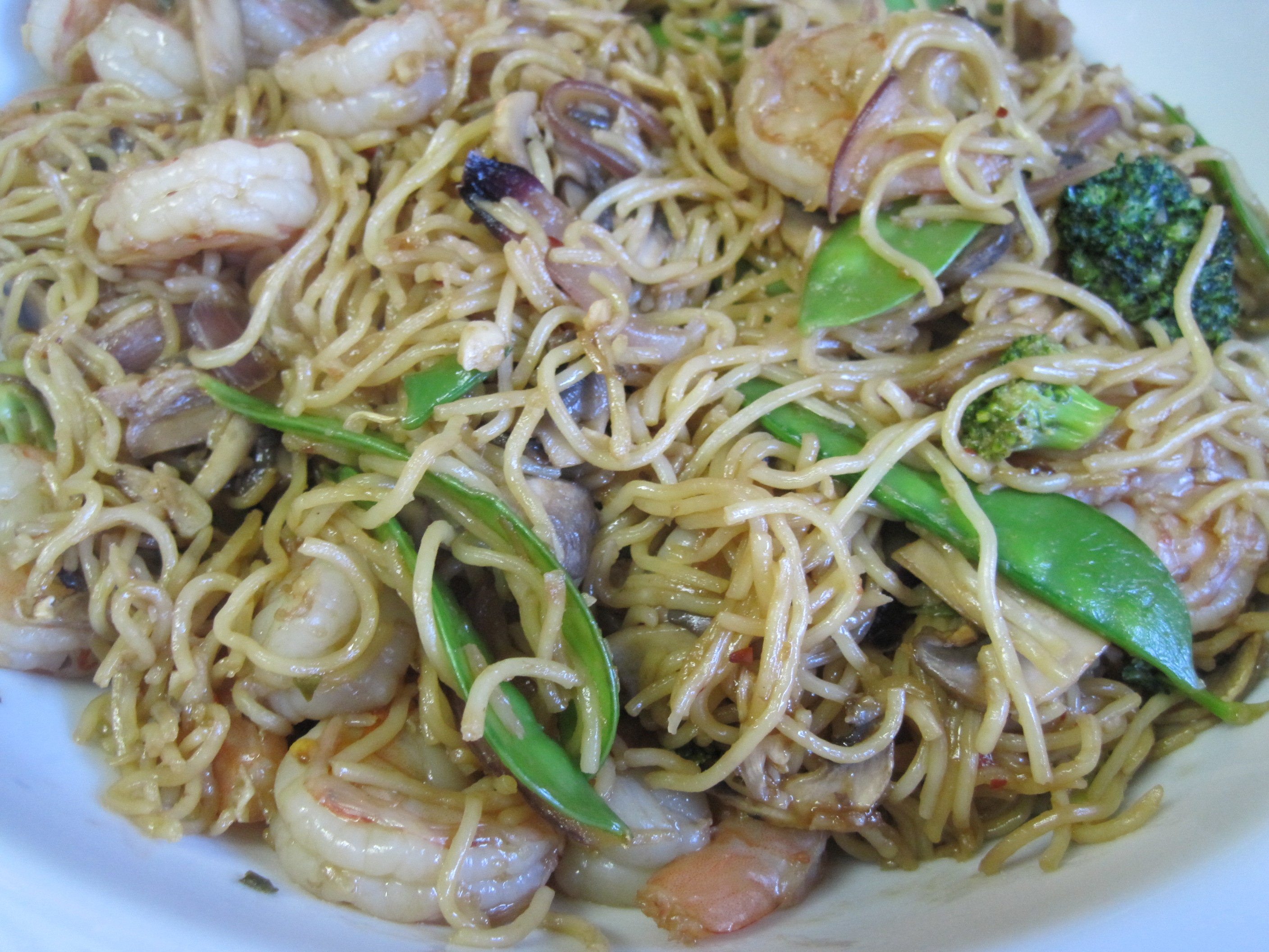 Chow Mein Recipes - Chinese Recipes - Chinese Cuisine - Chinese
