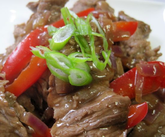 Chinese Five-Spice Beef