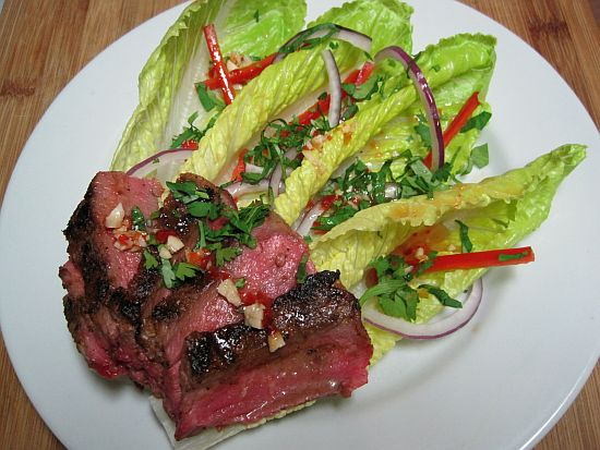 Thai Steak Salad -