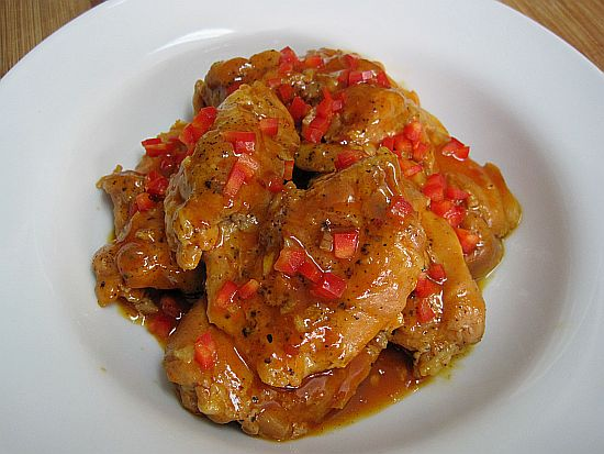 Dukan Diet Recipe Shoyu Chicken