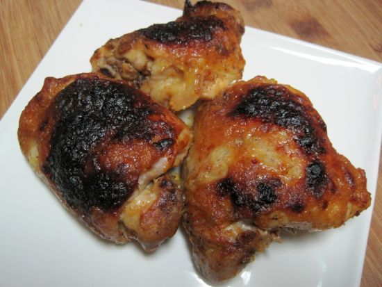 Perfect Roast Chicken Thighs