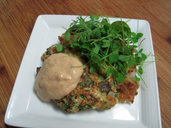 Dukan Diet Recipe Shrimp Cakes