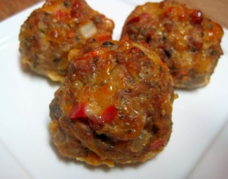 Dukan Diet RecipeMaybe My Favorite Meatball?