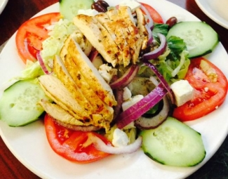 Dukan Diet Recipe Greek Salad