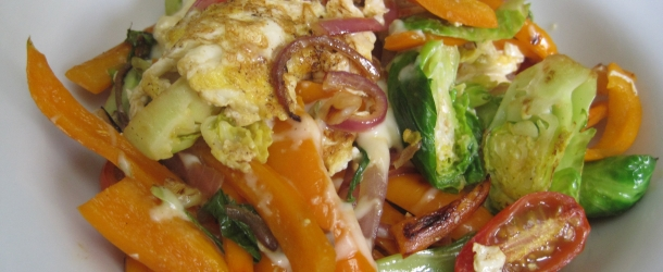 Dukan Diet Recipe Eggs Primavera