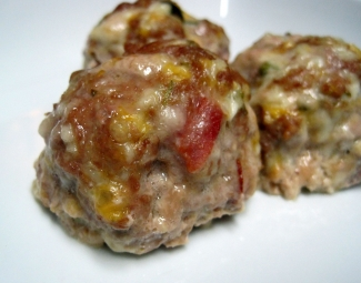 Dukan Diet Recipe Attack 2 Meatballs