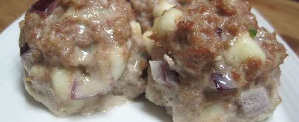 Dukan Diet Recipe Halloumi Cheese Meatballs