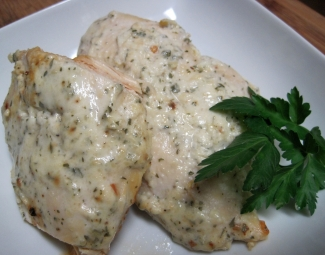 Dukan Diet Recipe Yogurt Parmesan Chicken