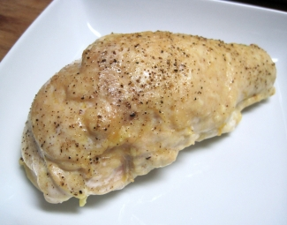 Dukan Diet Recipes Stuffed Chicken Breasts