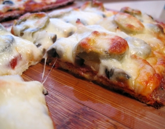 Dukan Diet Recipe Low Carb Pizza